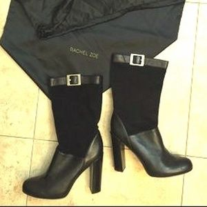 Rachel Zoe super cute comfortable boots leather